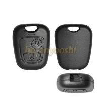 Buy cheap Citroen 2 Buttons Remote Key FOB Case Only, for Removable Blade SX9 Remote Head Key Shell product