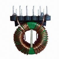 Buy cheap Electronic Toroidal Transformer, UL-approved, Compact and Light  from wholesalers