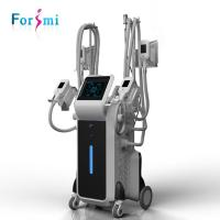 Buy cheap 2018 Promotional 4 Cryo handles Fat Freezing Cryolipolysis machine, Criolipolisis on sale from wholesalers