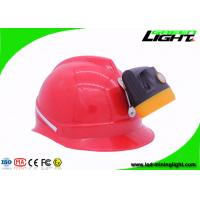 Buy cheap Rechargeable Cree Led Headlamp , 10000 Lux Cordless Mining Cap Lamp with Charging Indication Switch IP68 from wholesalers