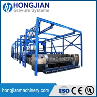 Quality Fully Automatic Plating Line Automated Gravure Cylinder Making Line Nickel Copper Chrome Plating Tank Plating Bath for sale