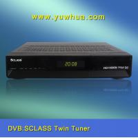 Buy cheap HD Twin Tuner Receiver from wholesalers