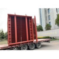 Buy cheap Boiler Economizer With Headers Spiral Finned Tube For Biomass Boiler ASME from wholesalers