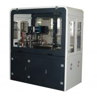 Buy cheap Contact IC Blank PVC Card SLE5542 & SLE5528 PVC Card Cutting Machine 380V product