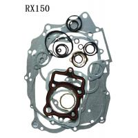 Buy cheap RX150 Motorcycle Gasket Overhaul Kit Long Service Lifetime ISO900 Approval from wholesalers