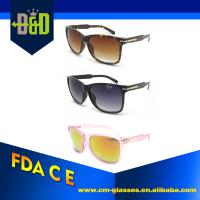 Buy cheap New fashion sunglasses manufacturer with interchangeable lenses from wholesalers
