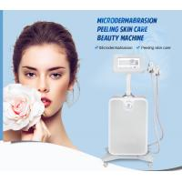Buy cheap Blackhead Remover Vacuum Suction Diamond Dermabrasion Microdermabrasion Device from wholesalers