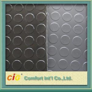 Buy cheap Commercial Indoor Sport PVC Floor Covering , PVC Carpet Vinyl Flooring Anti-bacterial product