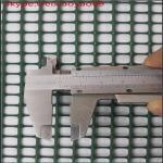ABS plastic garden netting/plastic netting/green garden mesh/plastic mesh fence/square hole fence