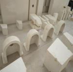 Buy cheap Azs Brick for Glass Furnace / Fused Cast Zirconia Alumina Brick from wholesalers