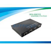 10/100mbps 2 Port Ethernet Switch , Gigabit Ethernet Switch 12G 512Kb RAM