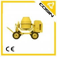 Buy cheap Cosin CM400M industrial cement mixer from wholesalers