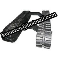Buy cheap factory directly offered rubber track undercarriage (rubber crawler undercarriage) from wholesalers