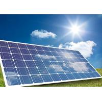Buy cheap Residential 12v Stock Solar Panels 5400 Pascals Max Load With Junction Box from wholesalers