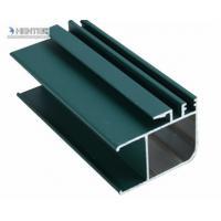 Hotel , Living room Aluminium Window Extrusion Profiles / Profile Aluminum Extrusions