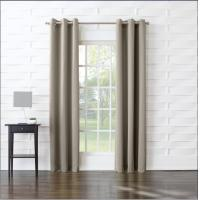 Buy cheap Household Thermal Sliding Glass Door Curtains professional Stone Colored from wholesalers