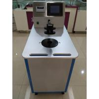 Buy cheap Apparel Air Permeability Testing Instrument  With DIN 53887 Standard For Textile Testing from wholesalers