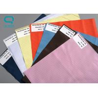 Buy cheap 56/57 Width Waterproof ESD Conductive Materials For Cleanroom Workwear from wholesalers