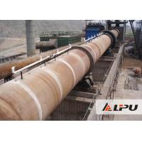 Buy cheap 2.5×54m High Automation Lime Rotary Kiln in Metallurgy and Refractory Industry from wholesalers