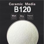 Buy cheap B120 3C Charging Lines ZrO2 Ceramic Blasting Media from wholesalers