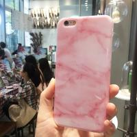 Buy cheap Soft TPU IMD Process Smooth Marble Grain Cell Phone Case Cover For iPhone 7 6s Plus from wholesalers