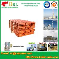 Buy cheap Industrial Boiler Super Heater/ Convective Steam Super Heater SA213T91 from wholesalers