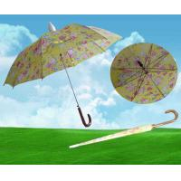 Buy cheap Promotional Aluminum straight umbrella from wholesalers