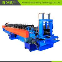 Buy cheap C Section Purlin Roll Forming Machine With 18 Steps Forming Station High Precision from wholesalers