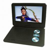 Buy cheap Portable DVD Player, Built-in SD/MS/MMC, 3-in-1 Card Reader with Memory Playback Function from wholesalers