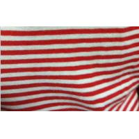 Buy cheap 100% combed cotton yarn-dyed stripe jersey fabric from wholesalers
