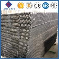 Buy cheap Counter Flow Cooling Type PVC Material Cooling Tower Fill from wholesalers