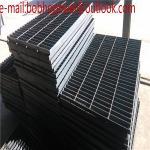 Buy cheap low price high-strength cross-grid galvanized steel grating/galvanized serrated catwalk steel grating/steel grating cove from wholesalers