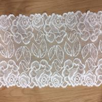 Buy cheap 18cm  wide 2017  New Fashion  Lace Border/ underwear cotton lace edge in Ivory Color from wholesalers
