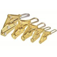 Buy cheap Aluminum Alloy Self Gripping Come Along Clamps Conductor Cable Grip from wholesalers