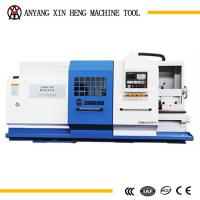 Buy cheap CK6163 Hot selling cnc lathe machine China mainland spindle bore 100mm from wholesalers