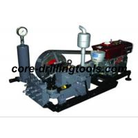 Buy cheap Core Drilling Oil Rig Mud Pump Single Acting Reciprocation Piston Pump from wholesalers
