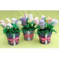 Buy cheap Cool baby boy clothes bouquet 3-6 Months , baby washcloth bouquet present from wholesalers