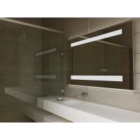 Buy cheap Hotel Luxury Smart TV LED Bathroom Mirror with Bluetooth Loudspeaker from wholesalers