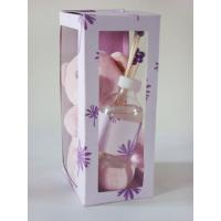 Buy cheap Lovely bear toy with reed diffuser gift set from wholesalers