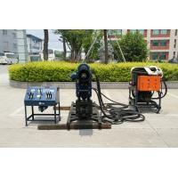 Engineering Drill Rig Reverse Circulation , Skid Mounted Drilling Rig