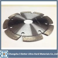 Buy cheap Laser Weld diamond saw blade, diamond silver brazed saw blade marble cutting blade, granite saw blade.concrete from wholesalers