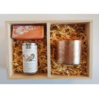 Buy cheap Delicate Handmade Wooden Tray , Painted Wooden Serving Trays For Perfume Gift product