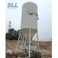 Buy cheap 22000L Cement Storage Silo Double Discharging Design Different Types Available from wholesalers