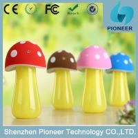 Buy cheap Hot selling mushroom appearance decorative humidifier misting lamps from wholesalers