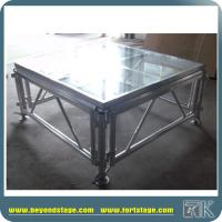 Buy cheap Plexiglass Stage Platform Aluminum Staging High Quality from RK China Supplier from wholesalers