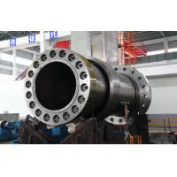 Buy cheap EN10228 Forged Steel Shaft / 20SiMn Alloy Steel Forgings Hydropower Spindle product