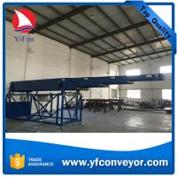 Buy cheap Movable Telescopic Belt Conveyor for Loading Container,Truck,Trailer,Vehicle from wholesalers