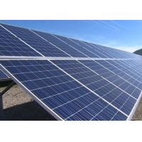 Buy cheap A Grade Mono Silicon Solar Panels IP65 / IP67 3% Tolerance With Junction Box from wholesalers