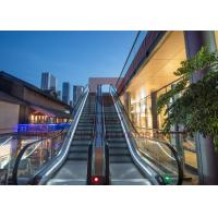Buy cheap Economical Safe Type Outdoor Elevator Escalator 600mm / 800mm / 1000Mm Step Width from wholesalers