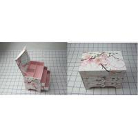 Buy cheap Recyclable Decorated Gift Boxes , Embossing / Matt Lamination from wholesalers